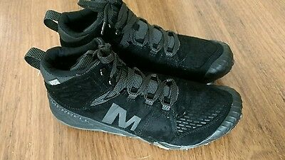 Size 8.5 Merrell Allout Terra Ice Hiking Shoes Brand New