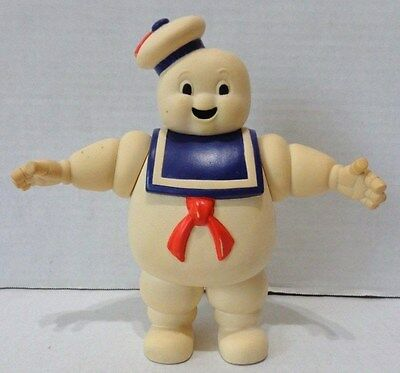 """Vintage Ghostbusters Stay Puft Marshmallow Man Figure 7"""" 1984 Columbia Pictures"""