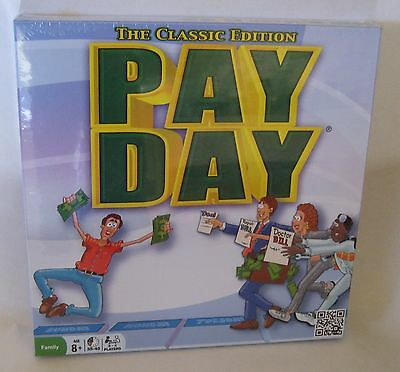 PAYDAY The Classic Edition Board Game Games BRAND NEW