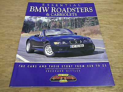 Book. Essential BMW Roadsters & Cabriolets. Cars & Their Story 328 to Z3.