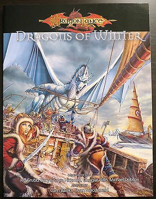 Dragonlance Dragons of Winter - NEW - 3.5 Dungeons & Dragons