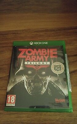 Zombie Army Trilogy - Xbox One ** Excellent Condition **
