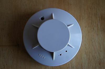 Fenwal Fire Alarm Psd7155 Photoelectric Smoke Detector Head