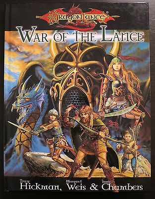 Dragonlance War of the Lance - NEW - 3.5 Dungeons & Dragons