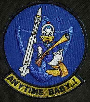 French Navy Flottille 12F Rafale Patch