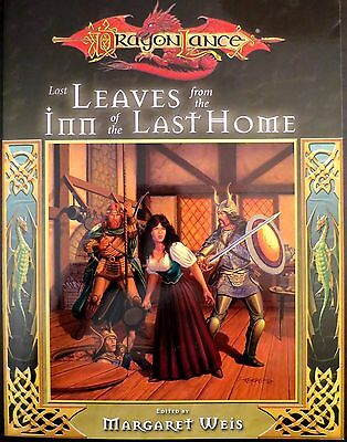 Dragonlance Lost Leaves from the Inn of the Last Home - NEW - 3.5 D&D