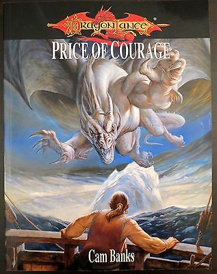 Dragonlance Price of Courage NEW - Dungeons & Dragons 3.5