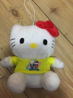 Hello Kitty Hanging Soft Toy