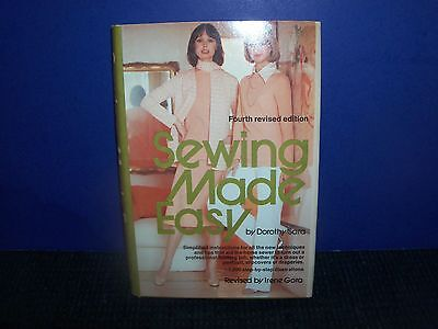 Vintage Book - Sewing Made Easy