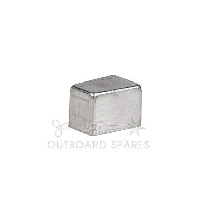 Yamaha Aluminium Block Anode for 40, 50hp Outboard (Part # 67C-45251-00)