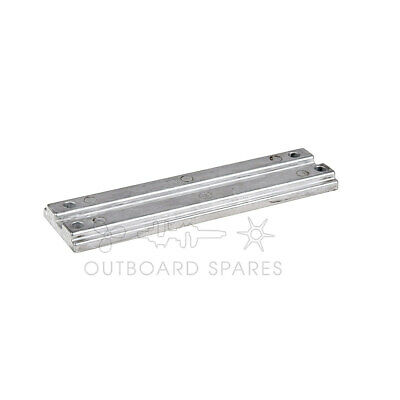 Mercury Mariner Aluminium Bar Anode for 30hp to 250hp Outboard (Part # 818298)