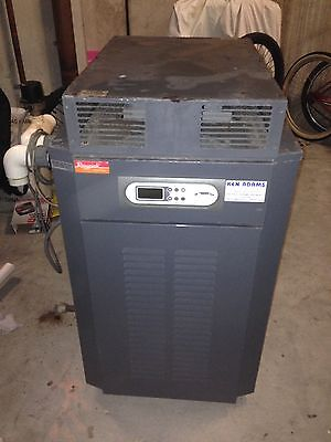 Raypak Natural Gas Pool and Spa  Heater, RP2100