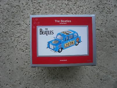 The Beatles Taxi 2013 Christmas Ornament from Apple Corps Ltd.