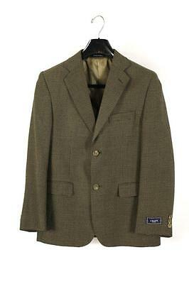 NEW youth boys brown CHAPS blazer jacket sport coat two button modern XL 16