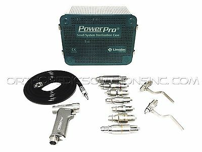Conmed/Linvatec/Hall Power Pro Set With PRO6150 Pnuematic Handpiece *Warranty*