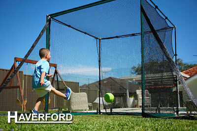 Childrens Sport Practice Cage : Includes Frame & Professional Grade Netting
