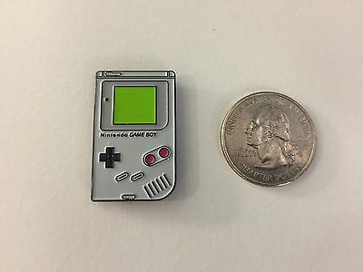 Nintendo Game Boy Handheld Console Enamel Lapel Pin Free Shipping In USA
