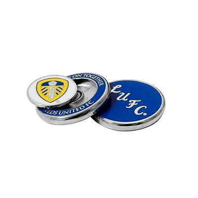 Leeds United Duo Golf Ball Marker Set  - Official Licensed Product