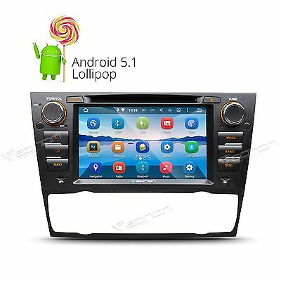 For BMW E90-E93 06-11 Android 5.1 Car DVD Player C GPS Navigation System BT WIFI