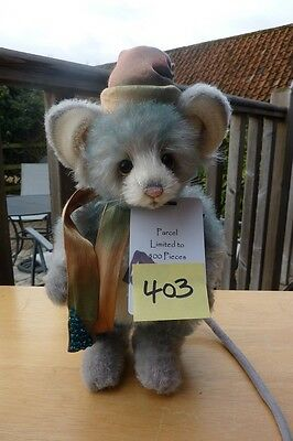 Charlie Bears Isabelle Collection Parcel Mouse 2016