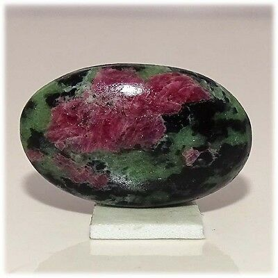 24.50Cts. NATURAL RUBY FUCHSITE LOOSE CABOCHON GEMSTONES
