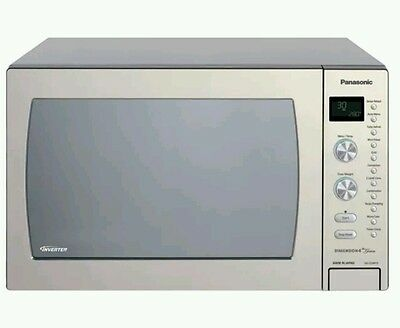 RRP $1,329 Panasonic NN-CD997S 42L 1800W Convection Microwave Oven Made in Japan