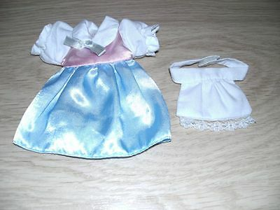 Angelina Ballerina Fairy Tales Outfit #2 Snow White RARE  Most of Set available