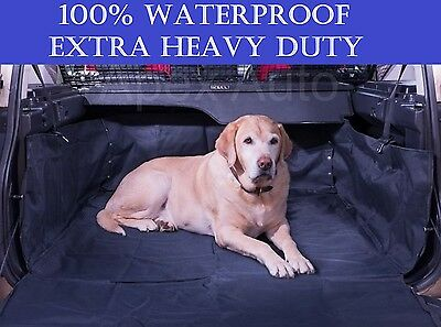 FORD FOCUS ESTATE (ALL YEARS) Car Boot Liner PREMIUM Heavy Duty 100% WATERPROOF
