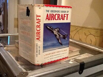 Observers Book Of Aircraft 1955