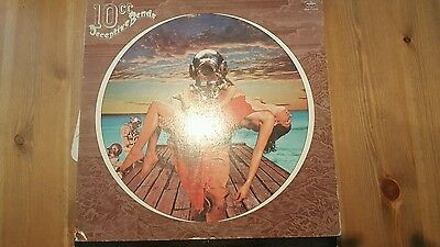 10cc - deceptive bends - vinyl lp gatefold sleeve