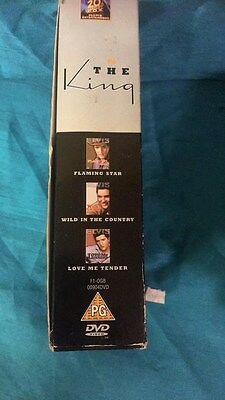 elvis presle three dvd collection collectable RARE!