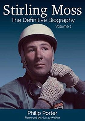 Stirling Moss The Definitive Biography Volume 1 book paper