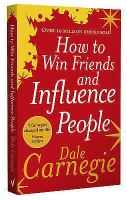 How to Win Friends and Influence People by Dale Carnegie -NEXT DAY DEL OPTION