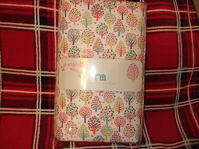 Mothercare Norwegian Wood Cot Bumper For A Cot Bed...Bnip