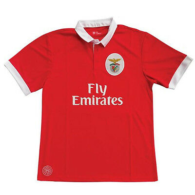 SL Benfica Portugal Official Licensed Replica Home Jersey 2016-2017