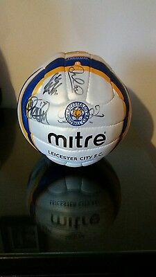 leicester city signed football
