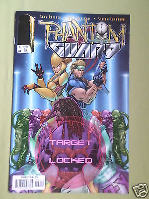 Phantom Guard - Image Comic - #4 - Jan 1998 - First Printing
