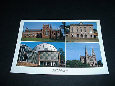Northern Ireland  Postcard Armagh City