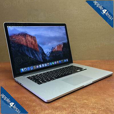 Refurbished 15.4-inch MacBook Pro 2.0GHz Intel i7 with Retina Display Late 2013