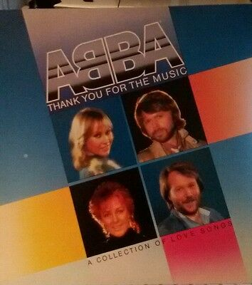 Abba, Thank you for the Music LP, A collection of Love songs