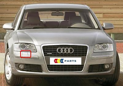 NEW GENUINE AUDI A3 2 DOOR 03-05 O//S RIGHT HEADLIGHT WASHER COVER CAP 8P3955276