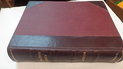 1911 Fairbairn's Crests Leading Families 2 Volumes in One, Genealogy