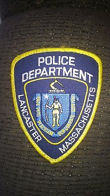 Lancaster, Massachusetts Police Department Patch - Old Style