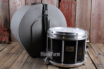 Pearl Championship Maple FFX 13 x 11 Marching Snare Drum with Hard Enduro Case