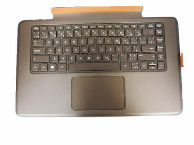 New Genuine HP Envy X2 13-J Series Keyboard Backlit with Battery 789321-001