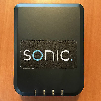 Sonic Home Phone Ethernet Device With Adapter