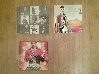 The very best of Prince, Planet Earth, 20ten 3cd one price
