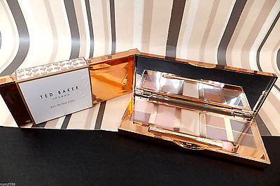 TED BAKER Genuine Stunning***ALL IN THE EYES***Make Up Palette Set GIFT SET BNWT