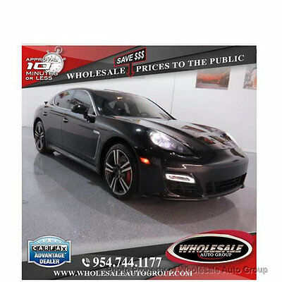 2012 Porsche Panamera Turbo FULLY LOADED !! BEST COLOR  !! PERFECT! CONDITION !! NATIONWIDE SHIPPING