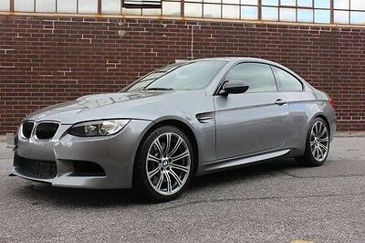 2011 Bmw M3  Beautiful 2011 Bmw M3 Coupe, Only 16,661 Miles, 6-Speed Manual, Just Serviced!!!